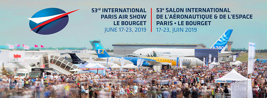 53ème salon international paris air show